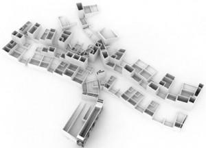 Variazione del modello, al mutare dei dati nel software parametrico