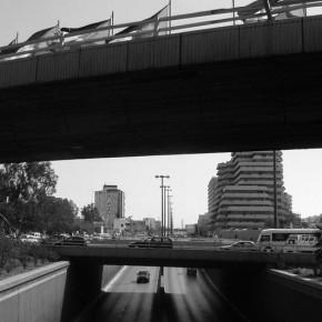 Layer infrastrutturale: autostrade urbane come elementi identitari.