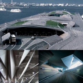 Foreign Office Architects Yokohama International Port Terminal