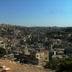Urban non-profit: il campo di Jabal el-Hussein