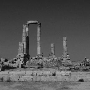 Layer archeologico: il tempio di Ercole a Jabal al-Qala'a