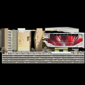 USJ Campus de L'Innovation et du Sport, 109 Architects in collaboration with Youssef Tohme