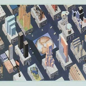 9_Rem Koolhaas - the city of Captive Globe