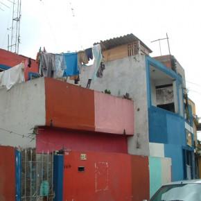 7_Ruy Ohtake, interventi di stabilizzazione nella favela di Heliopolis, San Paolo, Brasile (fotografie Andrea Vercellotti)