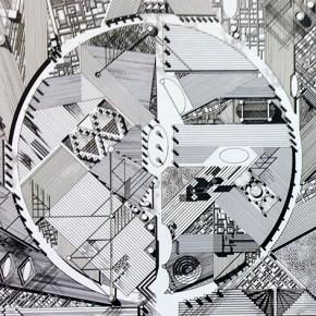 L'architettura del cerchio. Giada Domenici