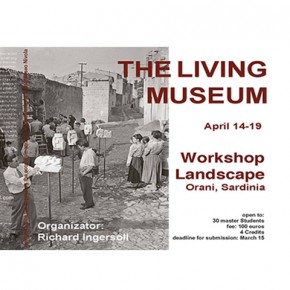 The Living Museum. Workshop Landscape