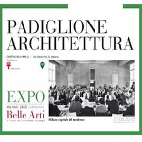 Padiglione Architettura - Belvedere Pirelli - convegno 21 maggio 2015