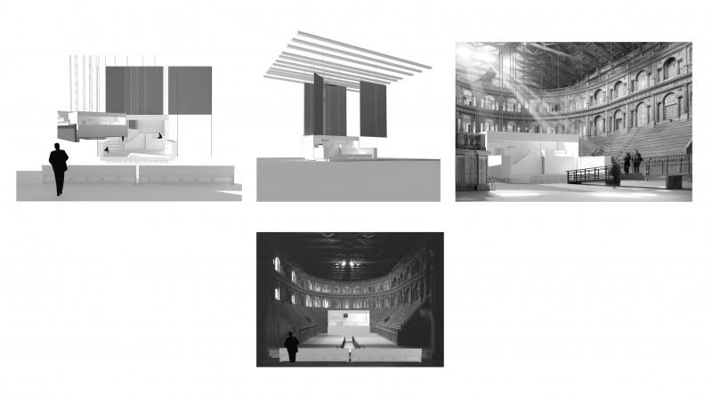 04_Viste del teatrino, progetto di Ernesto d'Alfonso e Federico Marani