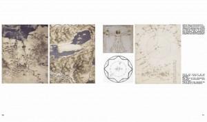 Filarete e Leonardo, il modello e il progetto. La carta topografica e il principio della scalatura.