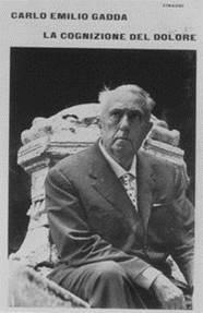 Carlo Emilio Gadda, La cognizione del dolore, 1938-41