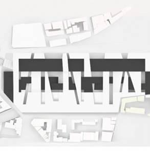 Camilla degli Esposti, Studio di epicentri urbani: Reshaping the Urban Border per Bishopsgate Goodsyard in East London