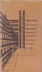 Città Nuova, Antonio Sant'Elia, 1914