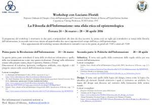 Programma Workshop