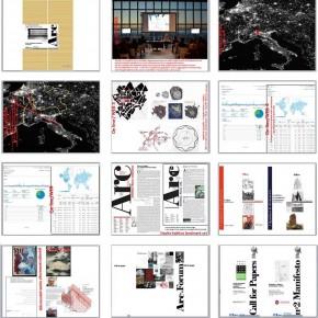 On – line, pubblicistica d'architettura, Arcduecittà. Una ricerca della modernità.