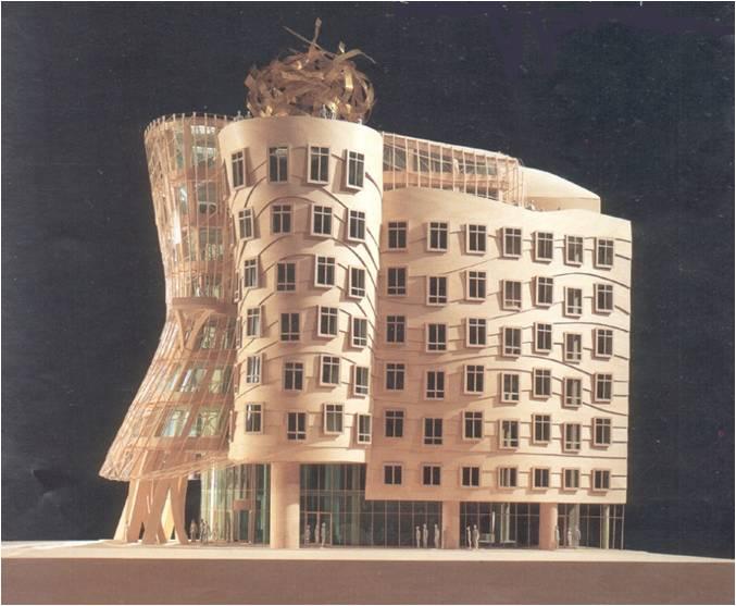 Gehry, edificio a Praga