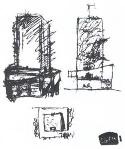 LC torre con basamento