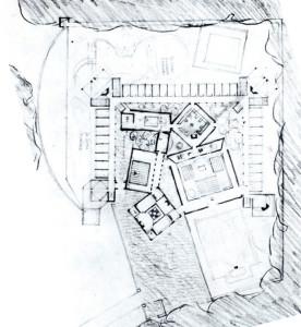 Kahn, studio planimetrico
