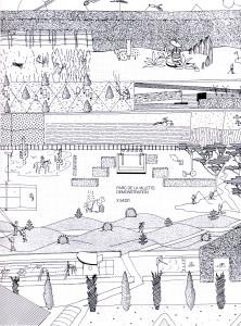 Koolhaas, dimostrazione La Villett