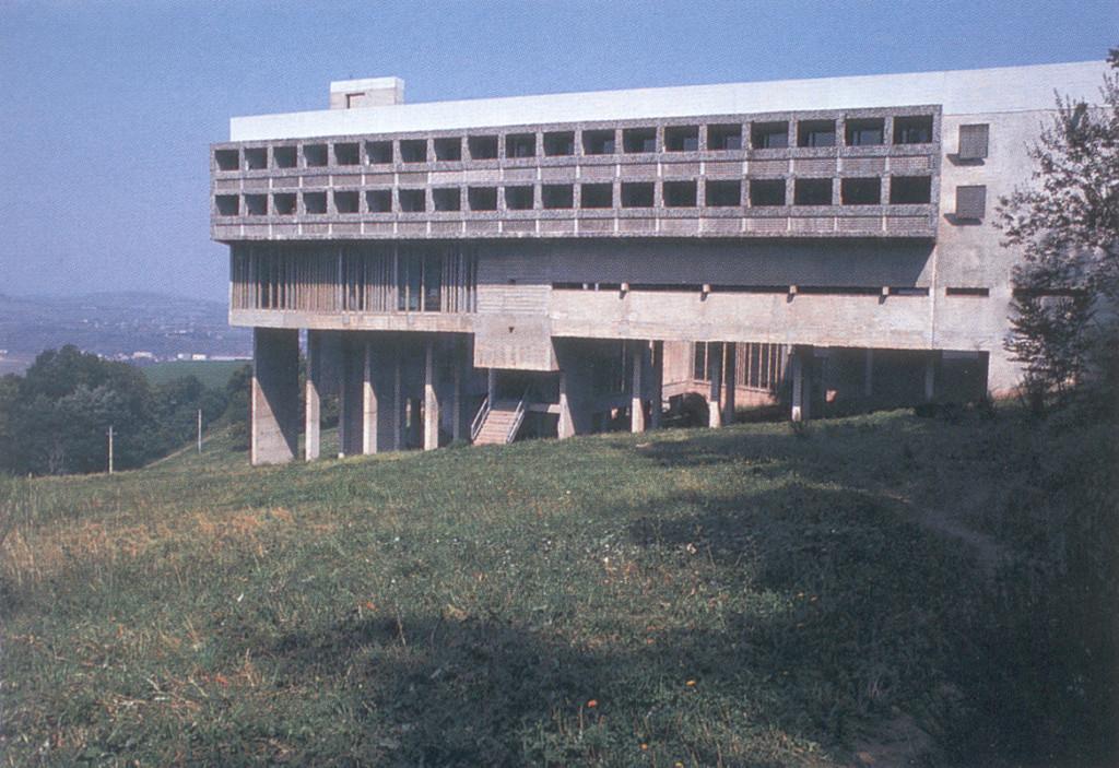 L.C. convento a La Tourette