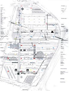 Koolhaas, planimetria La Villette