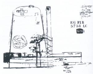 Le Corbusier S. Pierre de Firminy