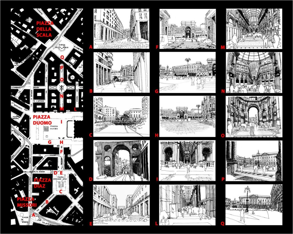 storyboard Duomo unione