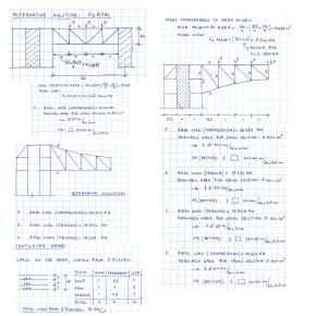 La forma fisica della struttura per il progetto architettonico. Claudio Chesi