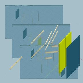 """""""Esplorazione degli effetti della riduzione della ridondanza nelle descrizioni multimediali per l'architettura"""" / abstract nr 02. di Gian Luca Brunetti"""