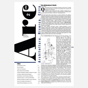 On – line: Arcduecittà n°7 – Studio di rassegna di architettura e urbanistica n° 112/113/114, 2002 – visita la sezione 'il numero' e scarica gratuitamente il pdf