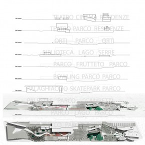 CONTEMPORARY FIGURES OF  ARCHITECTURAL/URBAN SPACES. Matteo Fraschini