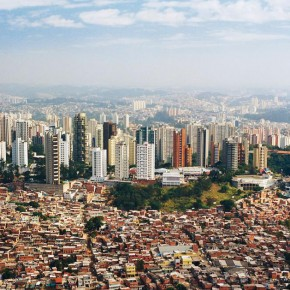 Sao Paulo, favela Paraisopolis (photo by Tuca Vieira)