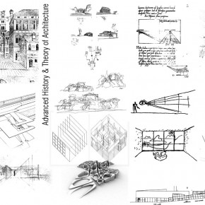 History and theory of architecture, University of Cape Town, Matteo Fraschini - INTRODUCTION